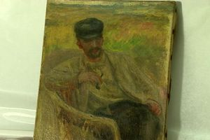 German collector does deal on art hoard