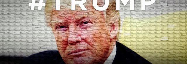 """""""#Trump : Le président qui tweete plus vite que son ombre"""", documentaire inédit le 18 octobre sur Paris Première"""