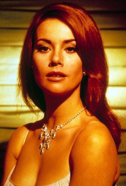 C'était la première James Bond Girl française : Claudine Auger est morte