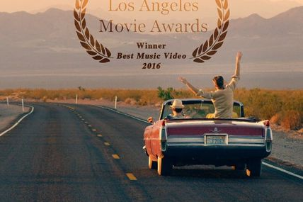 "Tiësto and The Chainsmokers - Winners for ""Los Angeles Movie Awards 2016"""