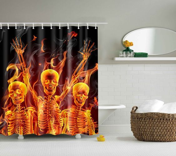 Halloween : Comment décorer ma salle de bain ?