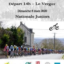 La 20e édition du Trophée de la Ville de Châtellerault se dispute ce dimanche dans le département de la Vienne. 117,4 kilomètres - 10 tours de 11,740 km - figurent au programme de l'épreuve Fédérale Juniors. Le départ sera donné à 14h.  + Tweets by directvelo - (Actualité - DirectVelo -  Avenir Cycliste Châtelleraudais)