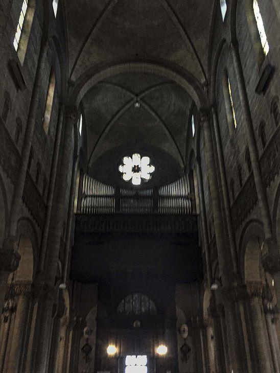 Une église presque contemporaine
