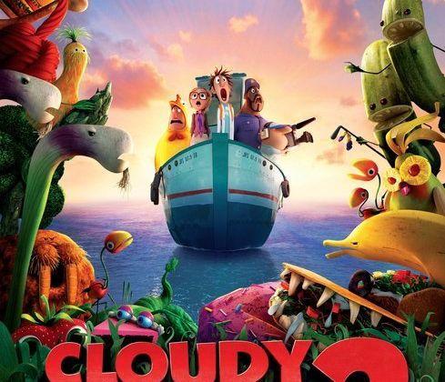 Box-office USA ce week-end : Tempête de boulettes géantes 2 en tête.