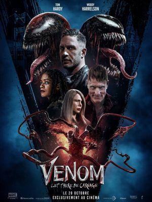 Venom 2 confirme le retour du cinéma !!