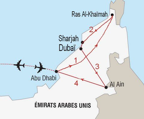 Découverte des Emirats Arabes ... (Jour 7-2   Sharjah)