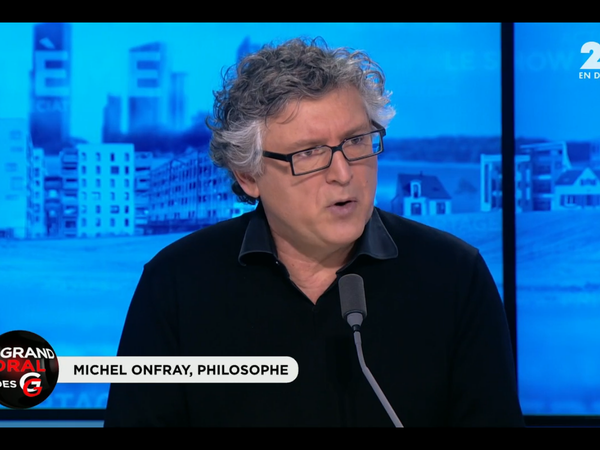 """Michel Onfray - Le Grand Oral des GG (RMC - BFM TV) - 11.01.2017 - """"Décadence"""""""