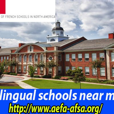 Get better bilingual education in a French school in North America