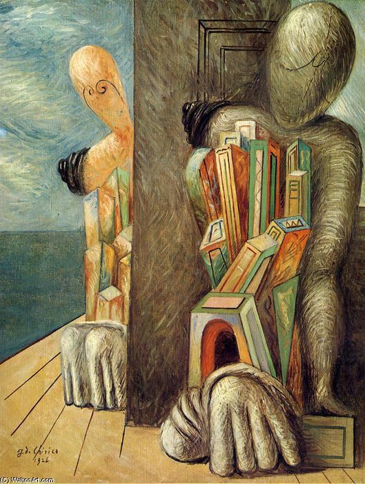 Giorgo de Chirico - Les Archéologues - 1926