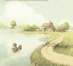 Eulalie n°33, revue dédiée au livre en Hauts-de-France