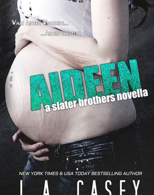 ≈ Aideen (Slater Brothers #3.5) [L.A. Casey]