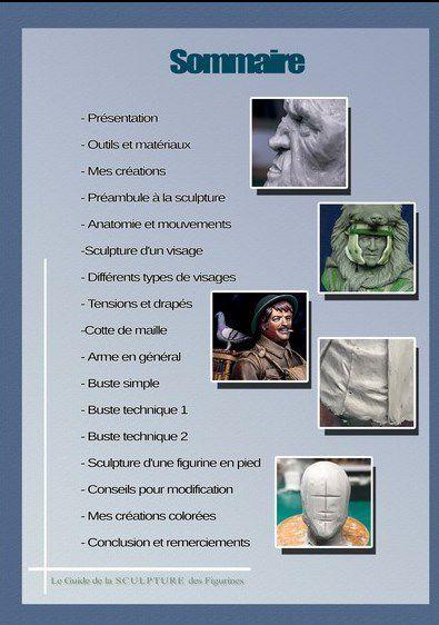 Selection librairie : Le Guide de la Sculpture des Figurines de Greg Girault