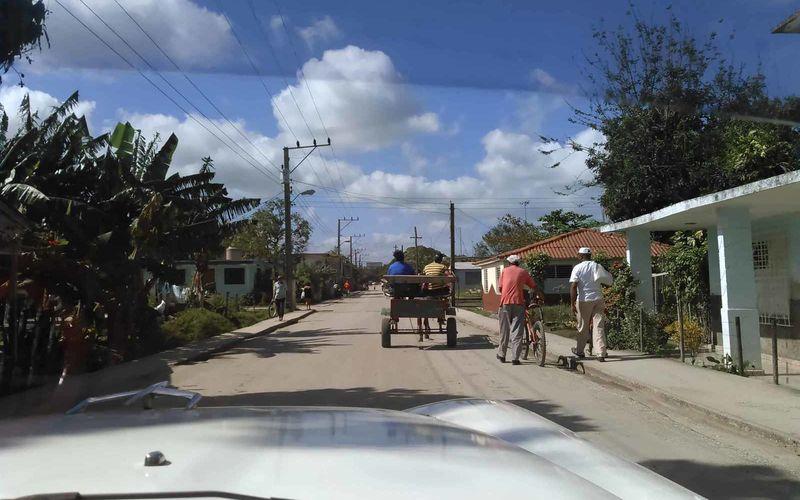 Santa Lucia : Cuba 1ers chocs