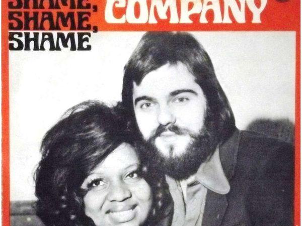 """shirley & company, un groupe de disco américain avec notamment shirley goodman et jason alvarez, un succès mondial avec """"shame, shame, shame"""""""
