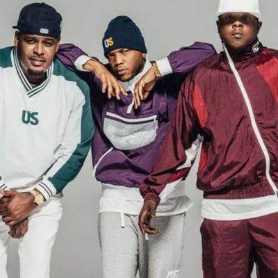 **THE LOX**