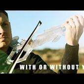 U2 - With or Without you (Reprise / Cover au violon) - U2 BLOG
