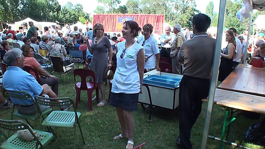Bénévole 2012