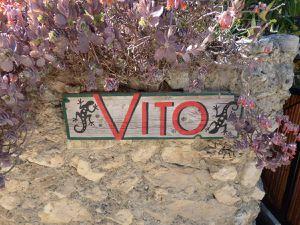 hébergement chez Vito