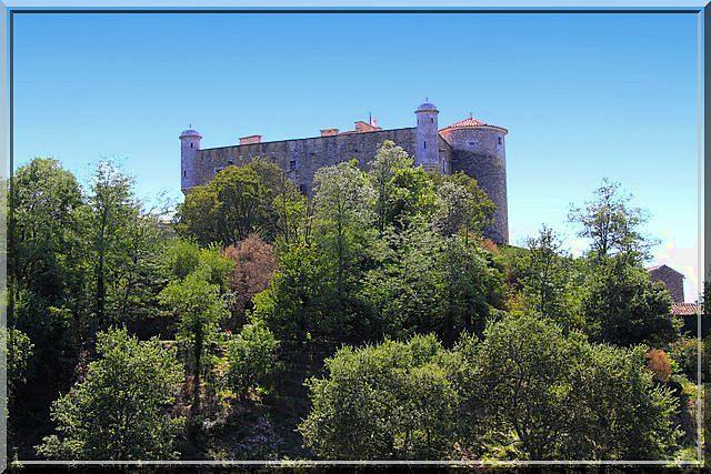 Diaporama château de Roure - Labastide de Virac