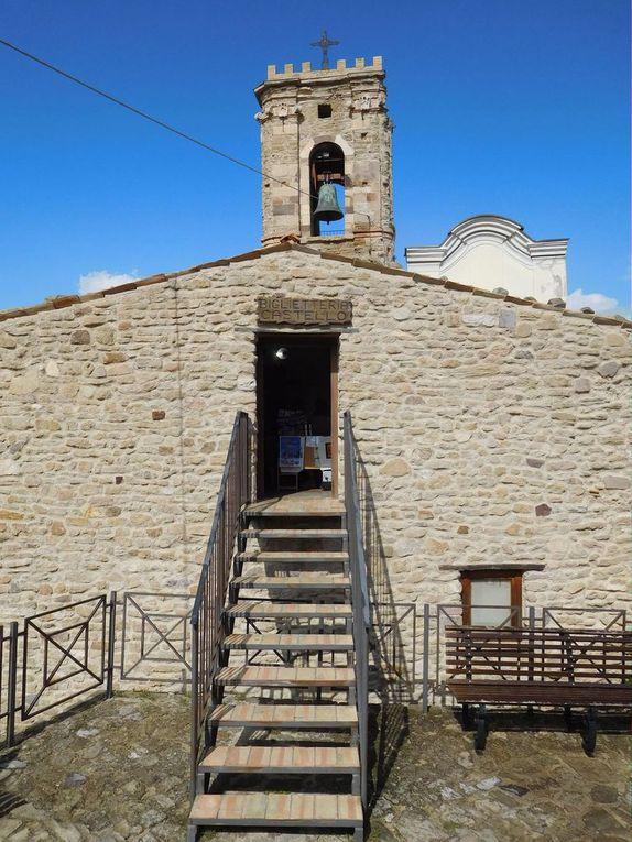 Visita al Castello di Roccascalegna (CH)
