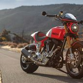 Review: Riding the (frankly bonkers) Arch KRGT-1