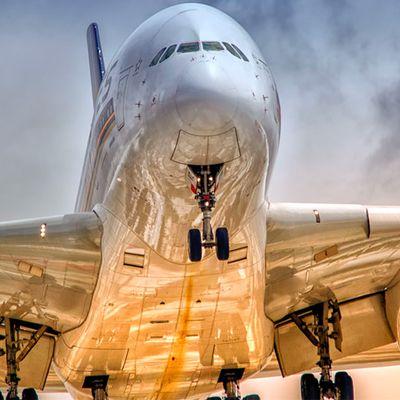 """""""A380, le dernier envol de l'avion roi"""", documentaire inédit diffusé ce soir sur PLANETE+"""