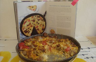 Frittata à l'anglaise by Pippa