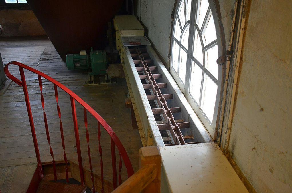 Le Moulin de Porchères : Un site unique qui mérite plus qu'un détour