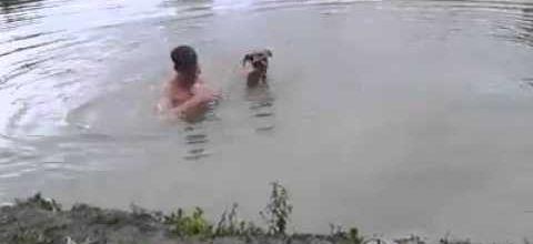 Le héros qui fait splash !