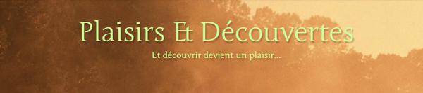 """Avis de lecteur dans """"Plaisirs et Découvertes"""""""