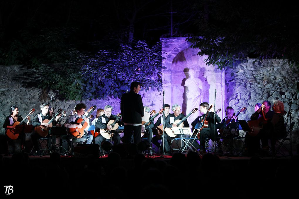 le concert final en hommage à Roland Dyens