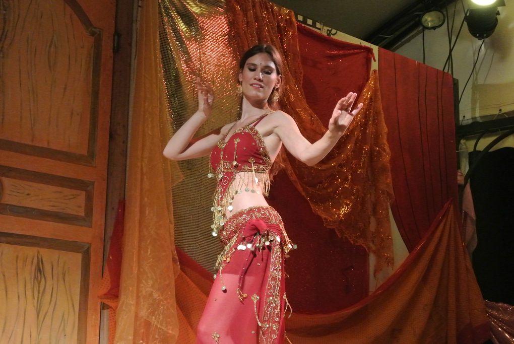 Album - Spectacle Danseuses Arabesques