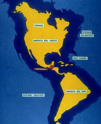 Beberapa Negara yang ada di Benua Amerika