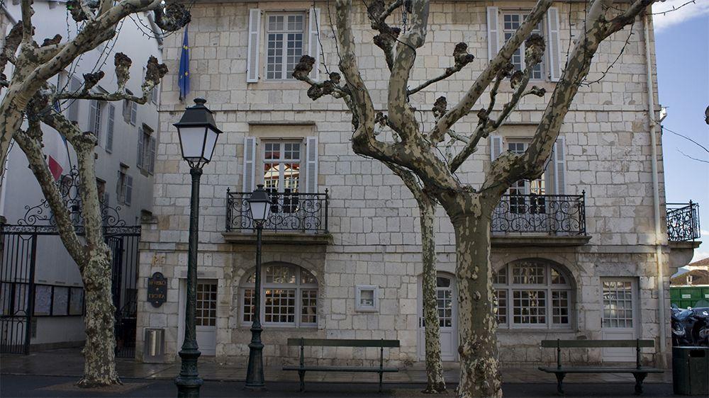 Mairie de Saint-Jean-de-Luz