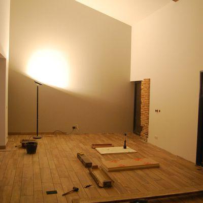 Week 59 : Du sol au plafond.