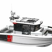 New powerboat 2021 - Jeanneau Merry Fisher Sport 795 Serie 2 - Yachting Art Magazine