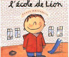 """cahier de liaison """"L'école de Léon"""""""