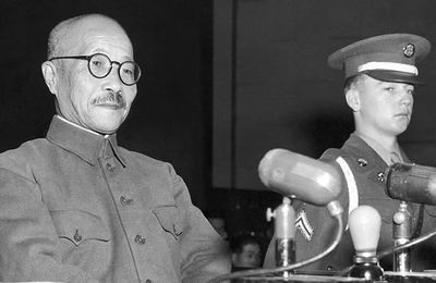 World War Two: Hideki Tojo's ashes scattered by US, documents reveal