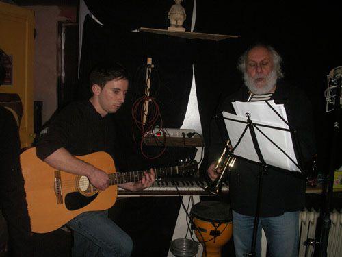 Les 19 et 20 janvier, nous étions en Charentes pour une session d'enregistrement.