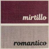 lino 6262 romantico - per ricamo libero
