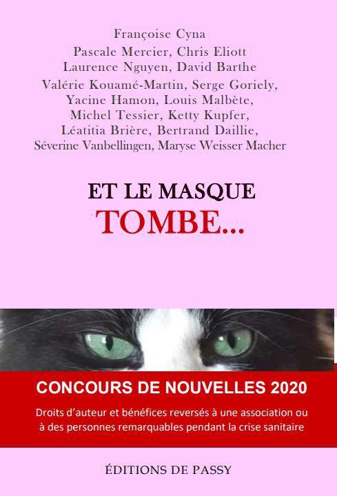 ET LE MASQUE TOMBE....