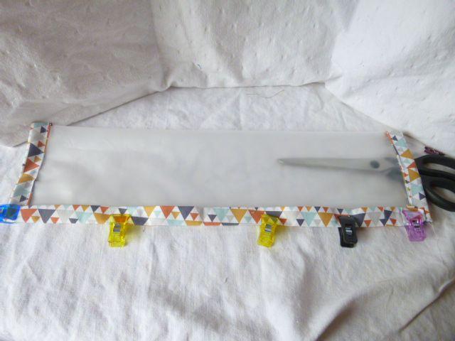 Sacs à pain(s) plastique alimentaire et tissu récup'