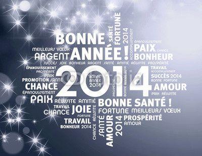 Aurevoir 2013, vive 2014 !!