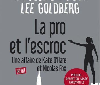 AvisPolar : La pro et l'escroc de Lee GOLDBERG et Janet EVANOVICH (Ed. Charleston)
