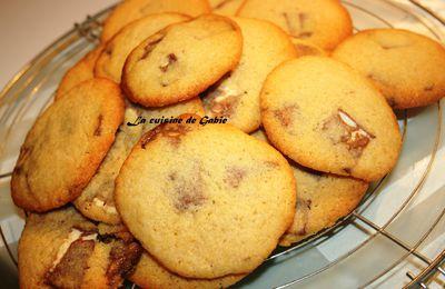 Cookies au kinder