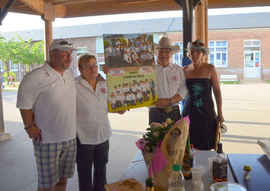 Pots de Fin de Saison Country 2018-2019 Franqueville, Sotteville, Elbeuf, et Saint Aubin les Elbeuf.