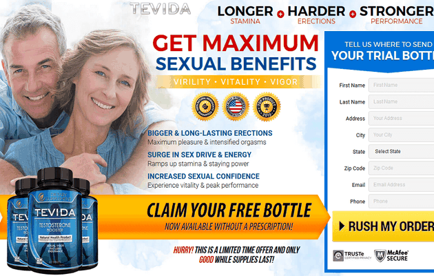 Tevida – Male Enhancement Reviews, Benefis & Price!