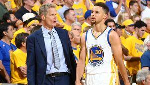 """Steve Kerr : """" Les Cavaliers méritent ce titre """""""