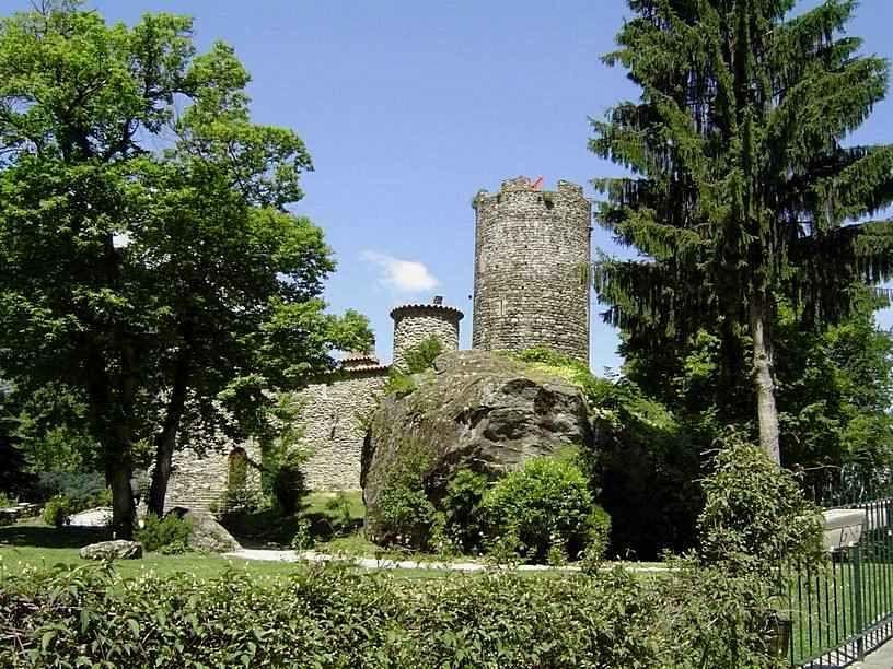 Diaporama château de Feisson sur Isère