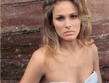 La James Bond Girl originelle : Ursula Andress